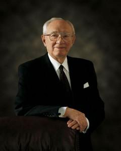 President Gordon B. Hinckley mormon