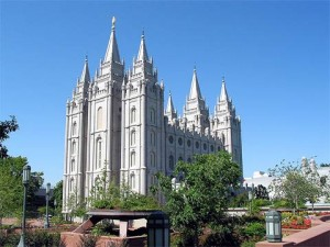 lds mormon temple