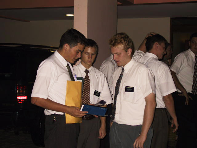 Holding the Priesthood