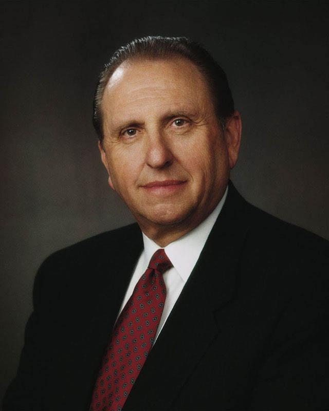 President Thomas S. Monson Mormon