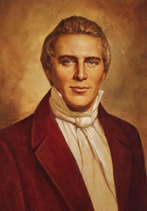 Mormon Prophet Joseph Smith