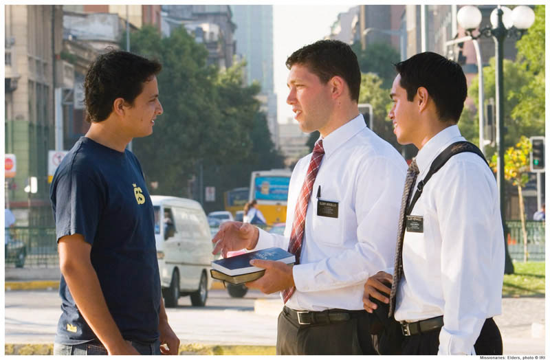 Missionaries Elders Mormon