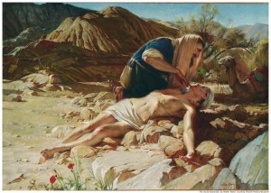 Mormon Jesus told the story of the Good Samaritan to teach us compassion and empathy
