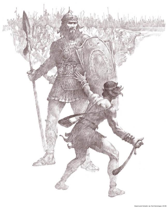 David and Jonathon–a Teenage Friendship That Made History