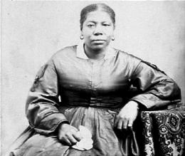 Jane Elizabeth Manning, black Mormon, led a group of family members on an 800 mile trek when she was just a teenager.